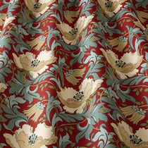 Art Deco Cherry Fabric by the Metre