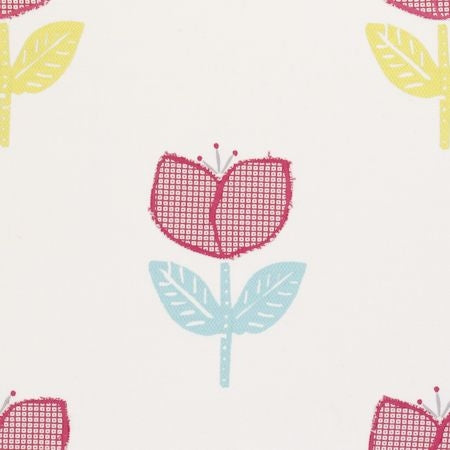 Ava Pink Fabric by the Metre
