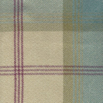 Balmoral Aqua Fabric by the Metre