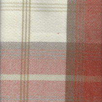 Balmoral Burnt Orange Roman Blinds