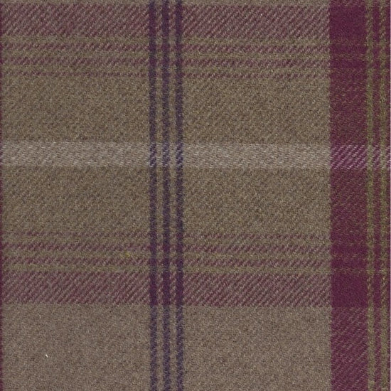 Balmoral Heather Curtains