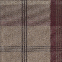 Balmoral Mulberry Fabric by the Metre