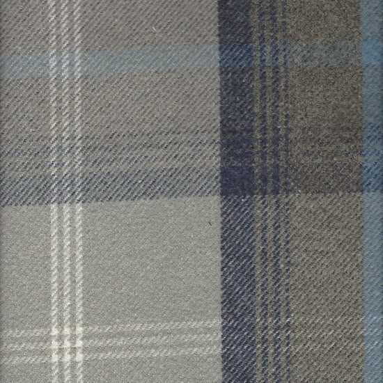 Balmoral Oxford Blue Curtains