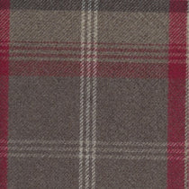 Balmoral Rosso Fabric by the Metre