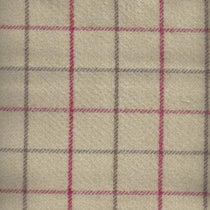 Bamburgh Cranberry Fabric by the Metre