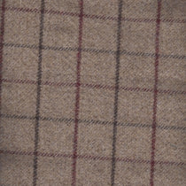 Bamburgh Mulberry Fabric by the Metre