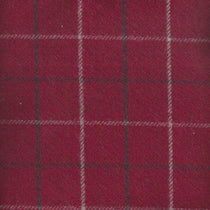Bamburgh Red Fabric by the Metre