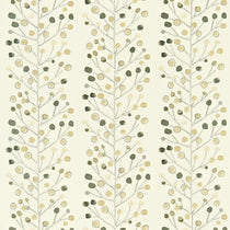 Berry Tree Cream Storm and Hessian120050 Curtains