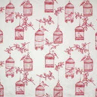 Birdsong Berry Valances