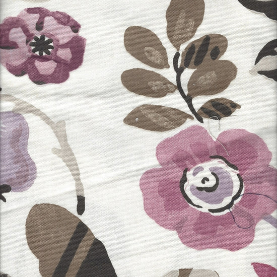 Bohemia Berry Curtains