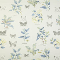 Botany Chambray Roman Blinds