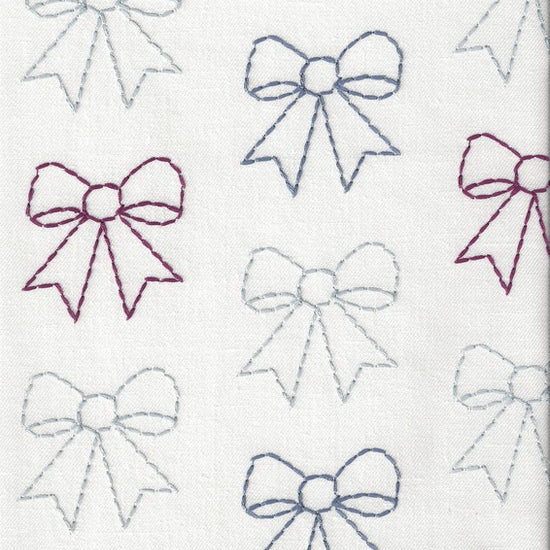 Bows Berry Curtains