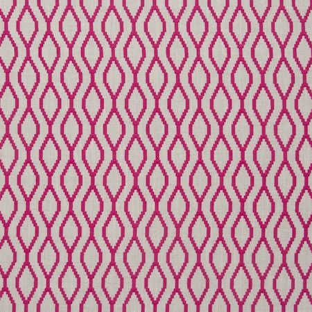 Brenna Fuchsia Curtains