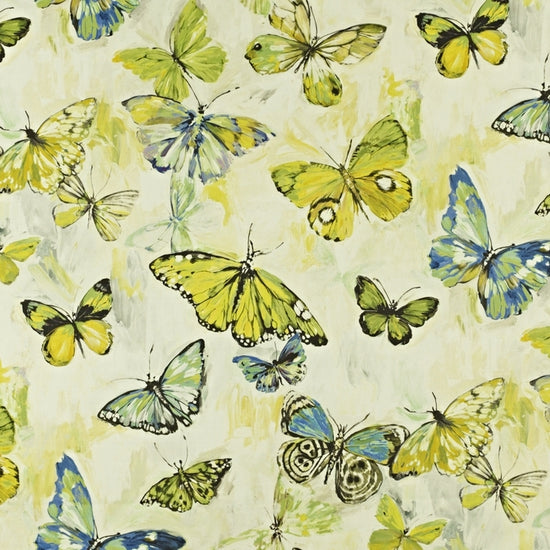 Butterfly Cloud Mojito Curtains