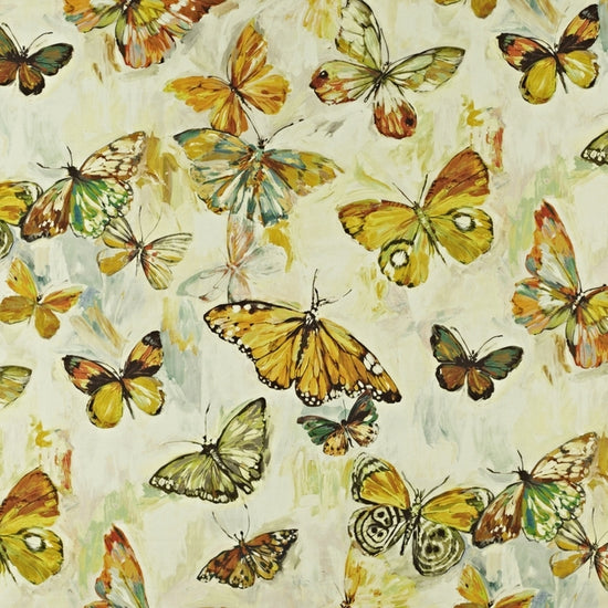 Butterfly Cloud Pineapple Curtains