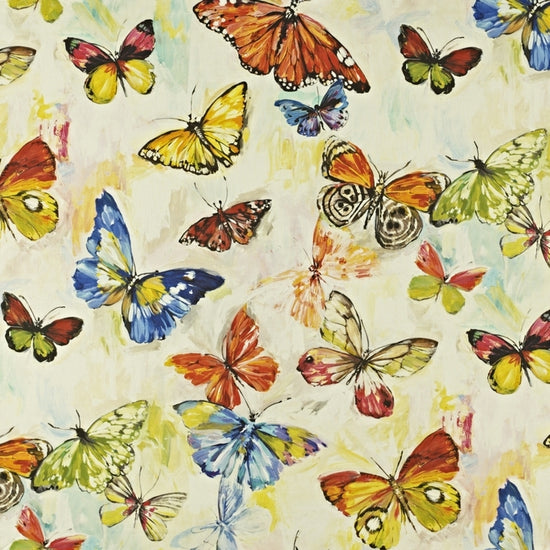 Butterfly Cloud Tropical Curtains