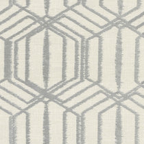 Byron Silver Fabric by the Metre