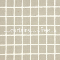 Chain Linen Roman Blinds