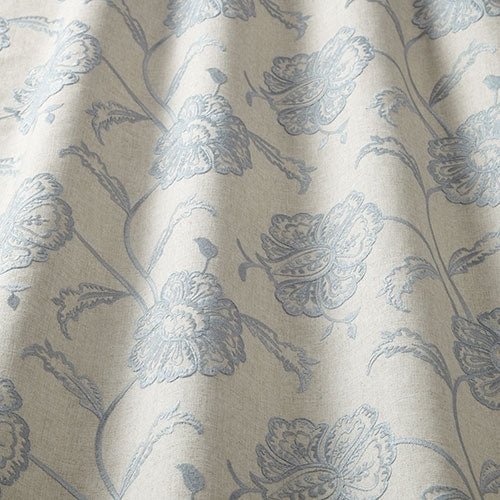 Chantilly Wedgewood Curtains