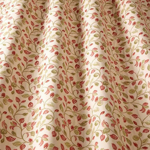 Clarice Cherry Curtains
