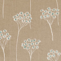 Cowslip Aqua Fabric by the Metre