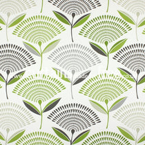 Dandelion Eucalyptus Fabric by the Metre
