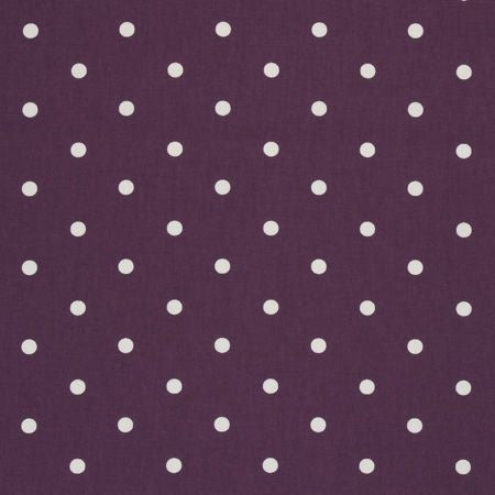 Dotty Berry Curtains