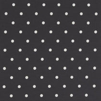 Dotty Charcoal Roman Blinds