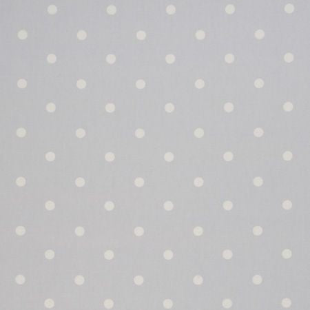 Dotty Grey Curtains