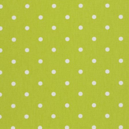 Dotty Lime Bed Runners