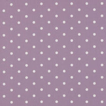 Dotty Mauve Roman Blinds