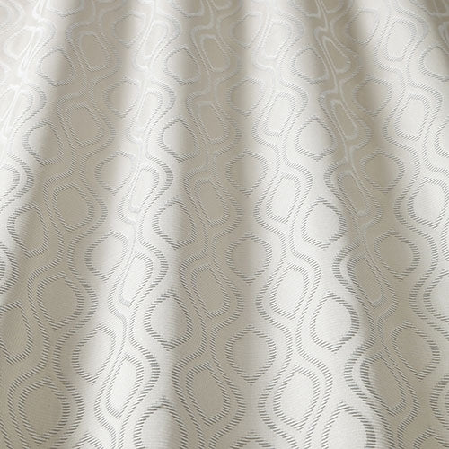 Ellipse Ivory Curtains