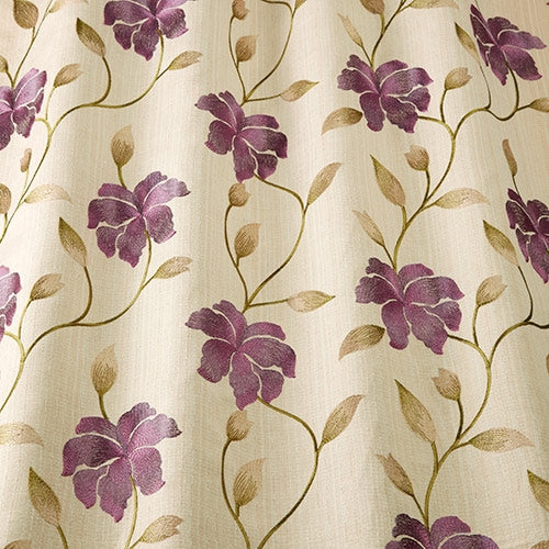 Everglade Berry Curtains