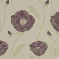 Freesia Plum Curtains