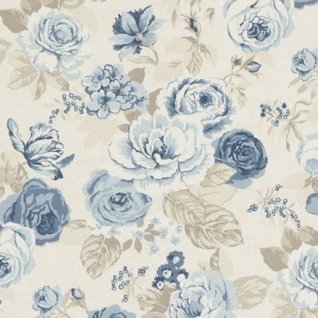 Genevieve Chambray Curtains