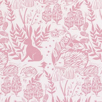 Hedgerow Pink Fabric by the Metre