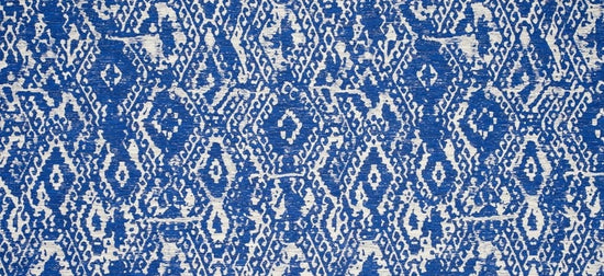 Izapa Indigo Curtains