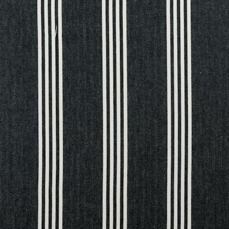 Marlow Charcoal Curtains