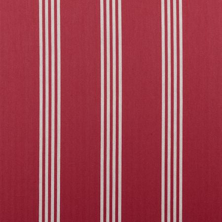 Marlow Red Curtains