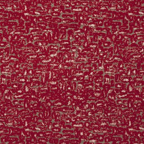 Moda Rouge Curtains