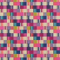 Navajo Raspberry Multi 120171 Fabric by the Metre
