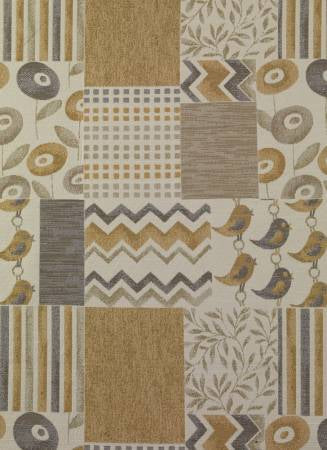 Patchwork Sand Curtains