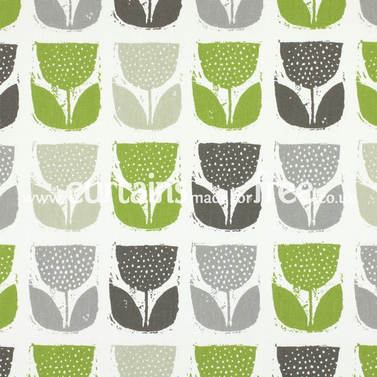 Poppypod Eucalyptus Curtains