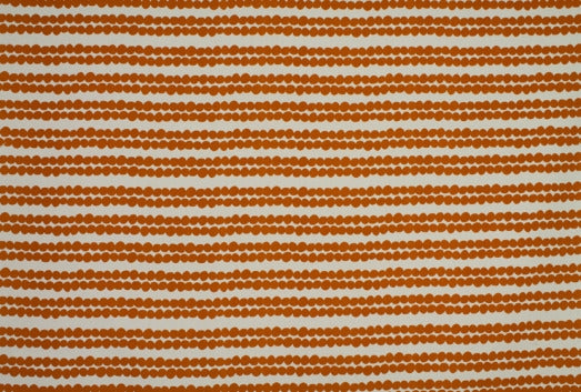 Redig Orange Valances