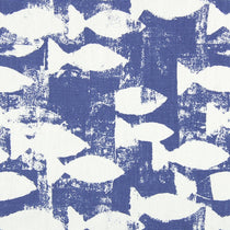 Shoal Indigo Curtains