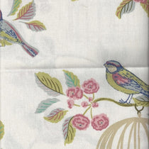 Song Bird Eau De Nil Curtains