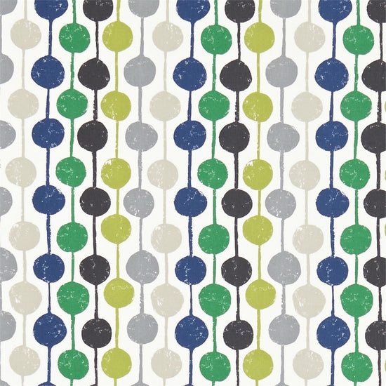 Taimi Apple Ivy Slate 120362 Curtains
