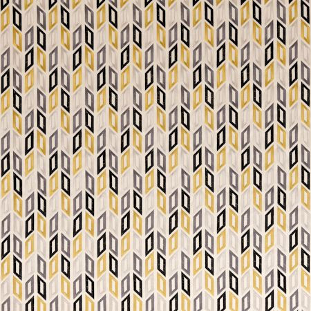 Tambour ochre fabric by the metre by clarke clarke for Childrens curtain fabric by the metre