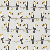 Terry Toucan Charcoal Putty 120465 Fabric by the Metre