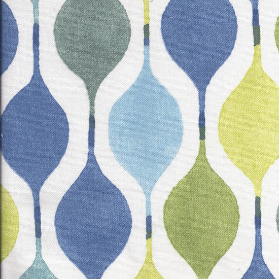 Verve bluebell fabric by the metre by prestigious textiles for Childrens curtain fabric by the metre